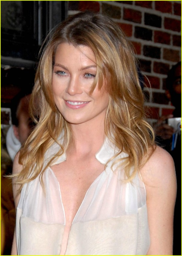 Ellen Pompeo Stayed Grey Anatomy Of Age