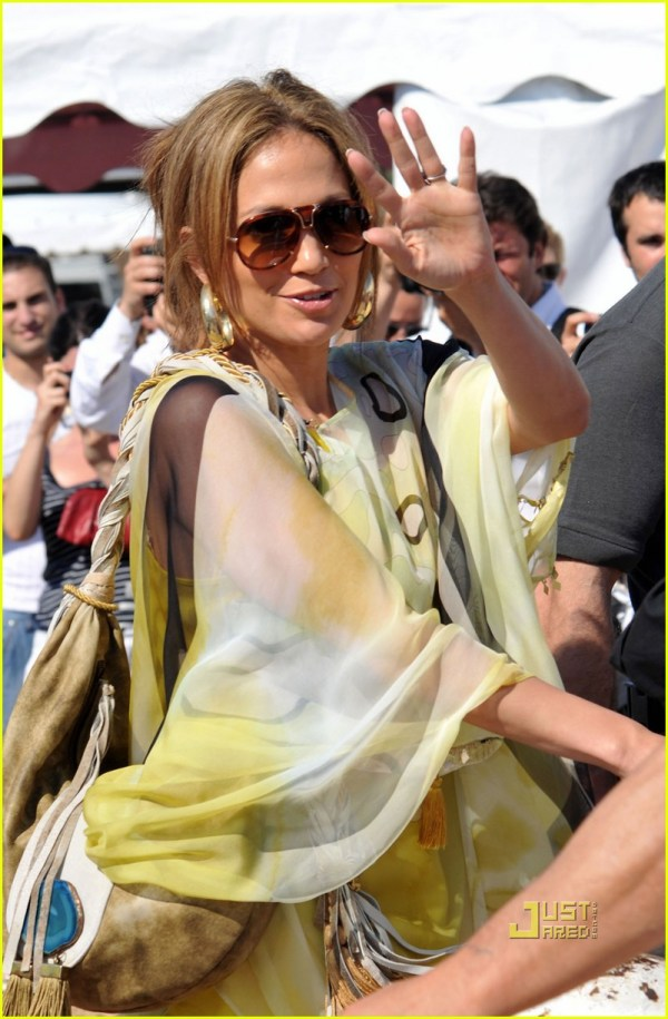 Jennifer Lopez & Marc Anthony Cannes Couple