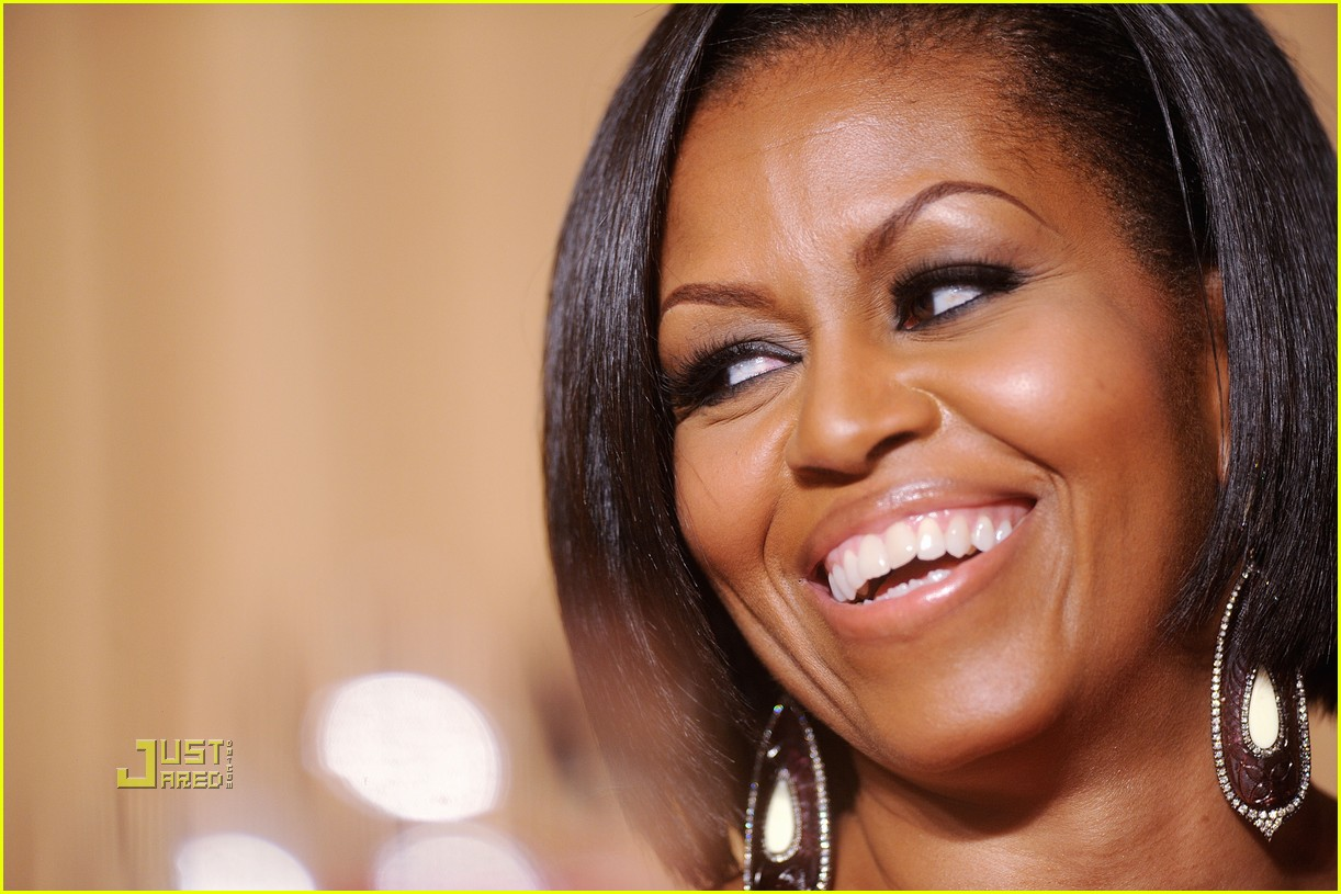 Michelle Obama Is Gorgeous