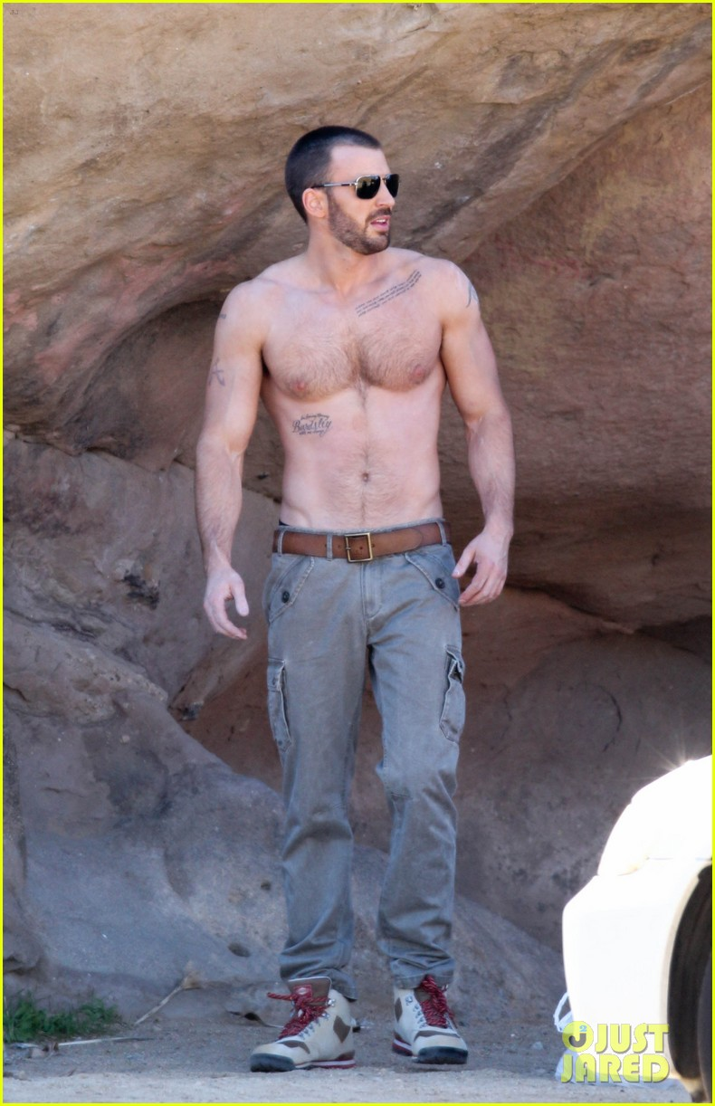 Chris Evans Shirtless Details Magazine Shoot Photo 2624659  Chris Evans Shirtless