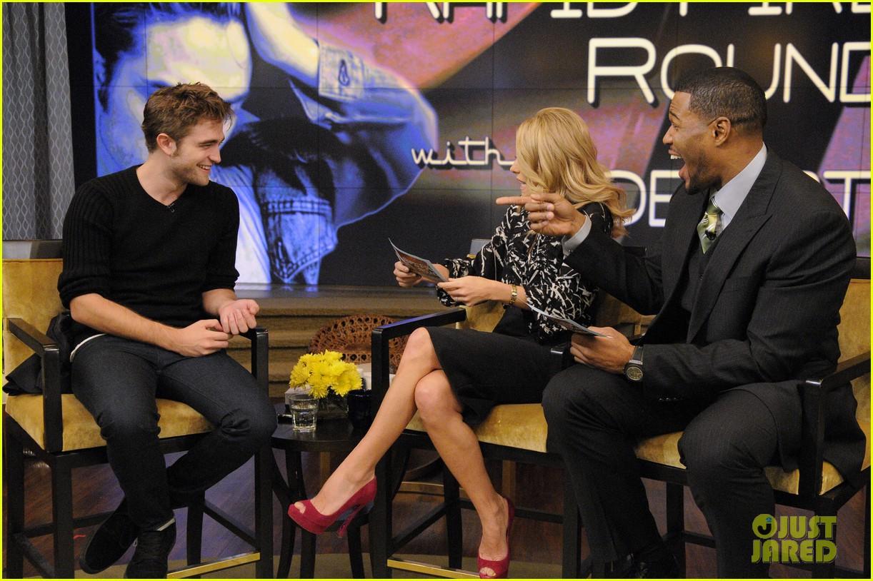 Taylor Interview Lautner Ellen
