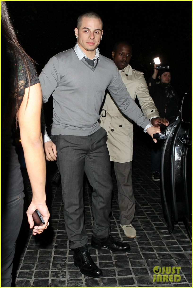 Jennifer Lopez & Casper Smart Cecconi's Couple! Photo