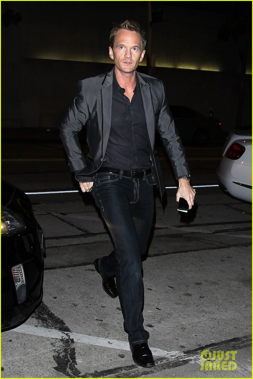 Neil Patrick Harris Elton Johns Birthday Party With
