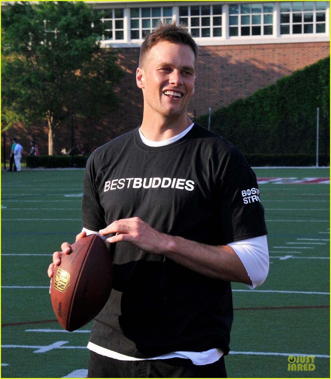 Tom Brady Best Buddies