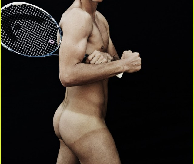 Venus Williams Tomas Berdych Go Naked For Espns Body Issue