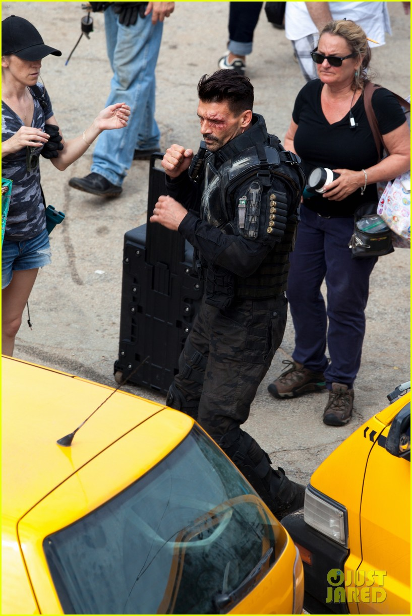 Captain America: Civil War Set Photos & Videos 48