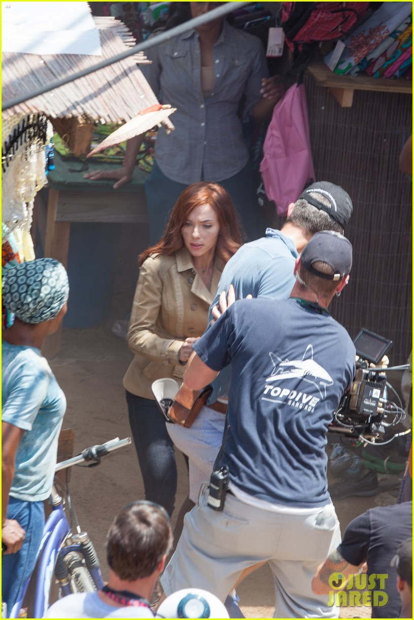 Captain America: Civil War Set Photos & Videos 43