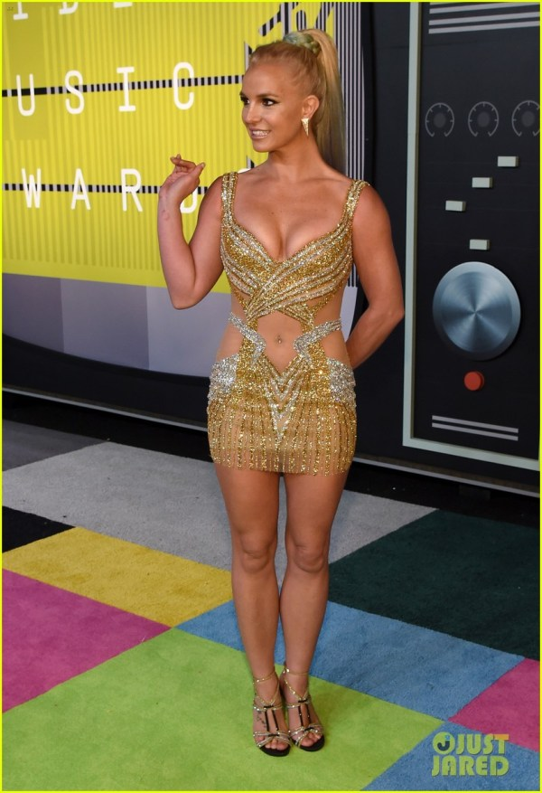 2015 MTV VMAs Britney Spears