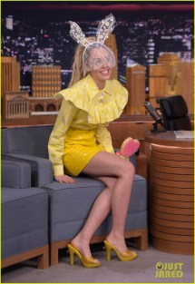 Jimmy Fallon the Tonight Show Starring Miley Cyrus