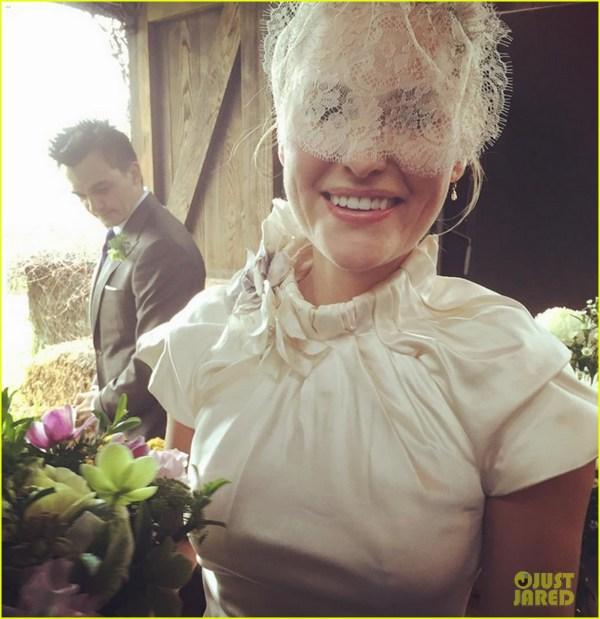 Rupert Friend Secretly Marries Aimee Mullins! Photo