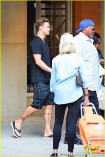 Justin Timberlake & Kate Winslet Beat Nyc Heat