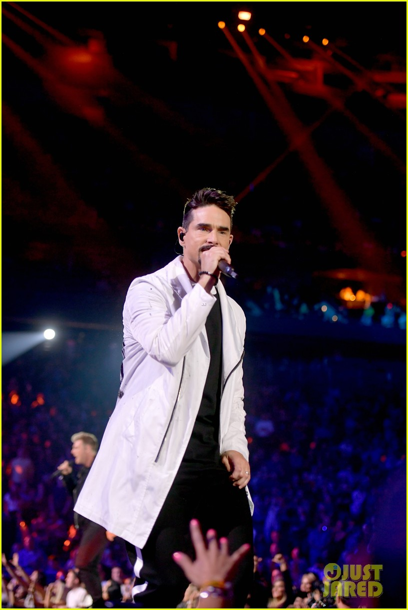 Nick Family Singing Show : family, singing, Sized, Photo, Backstreet, Carter, Iheartradio, Music, Festival, 4356875, Jared