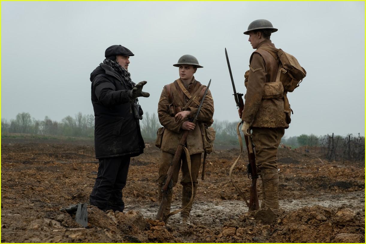 Full Sized Photo of 1917 movie stills 11   Photo 4413968   Just Jared