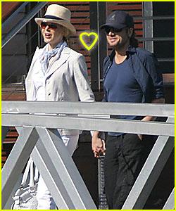 Nicole Amp Keiths Family Cruise Celebrity Babies Holding Hands Keith Urban Nicole Kidman