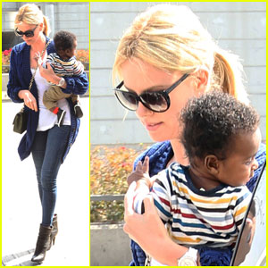 Charlize Theron: Baby Jackson's First Photos!