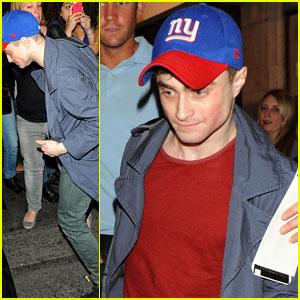 Daniel Radcliffe: I'd Make a Good Bond Villian!