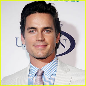 Matt Bomer Responds to 'Fifty Shades of Grey' Petition: I'm Touched!