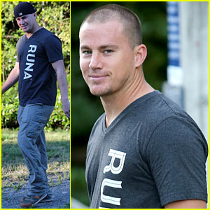 Channing Tatum Shaves His Head Amp Still Looks Incredibly