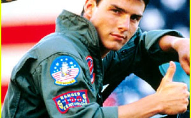 Tom Cruise To Reprise Maverick Role In Top Gun 2