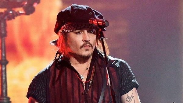 2016 Johnny Depp Hollywood Vampires