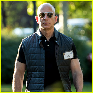 Amazon CEO Jeff Bezos Buff Biceps Have Started a Meme