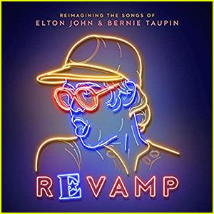 Image result for elton john revamp album