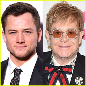 Taron Egerton to Play Elton John (& Sing His Songs) in 'Rocket Man' Movie!