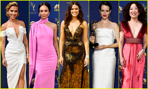 Image result for emmy best dressed 2018