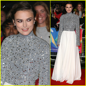 Keira Knightley Sparkles at 'Colette' Premiere in London!