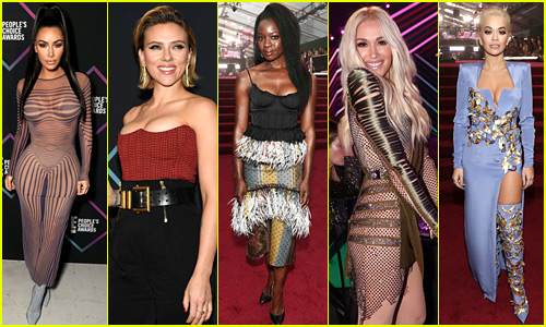 Peoples' Choice Awards 2018 - See Every Red Carpet Look!