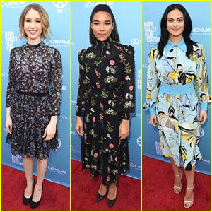 Taissa Farmiga, Alexandra Shipp & Camila Mendes Are Napa Film Festival Rising Stars