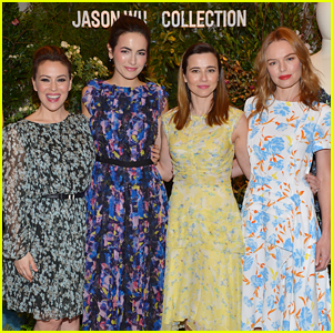 Kate Bosworth & More Join Jason Wu to Celebrate His Spring Collection!