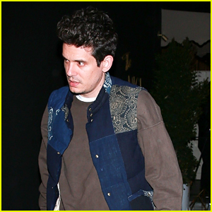 John Mayer Steps Out on Night of 'I Guess I Just Feel Like' Release