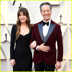 Richard E. Grant's Oscars 2019 Date Is His Daughter Olivia!