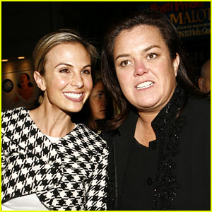 Rosie O'Donnell Admits Crush on Former 'View' Co-Host Elisabeth Hasselbeck & Elisabeth Issues a Response