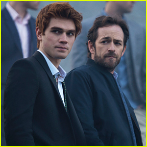 KJ Apa Reveals How 'Riverdale' Might Approach Luke Perry's Death on the Show