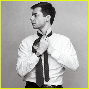 Presidential Candidate Pete Buttigieg Gets a Feature in 'Vogue'