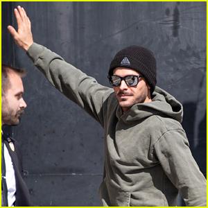 Zac Efron Apologizes to Christian Bale on 'Jimmy Kimmel Live!' (Video)