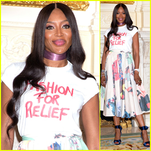 Naomi Campbell Set To Receive BFC's Fashion Icon Award!