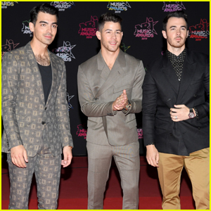 Jonas Brothers Arrive in Style for NRJ Music Awards 2019 in Cannes!