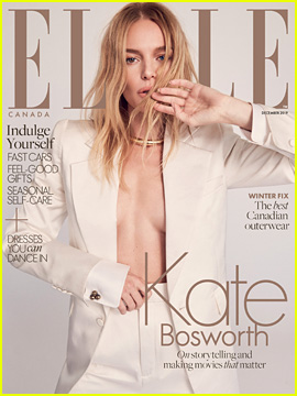 Kate Bosworth Explains Why She 'Wasn't Cool' Growing Up