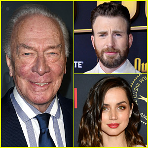 Christopher Plummer Remembered by 'Knives Out' Stars Chris ...