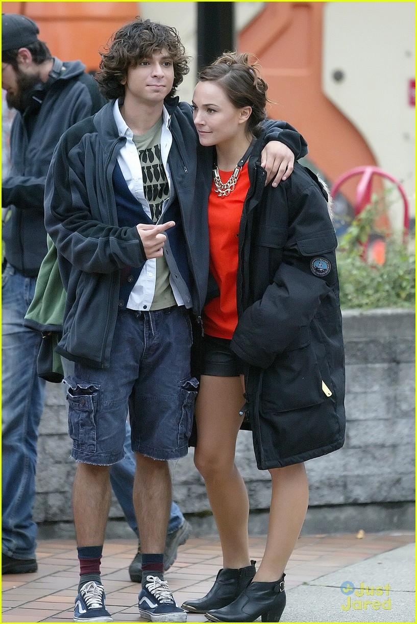 Adam Sevani Girlfriend : sevani, girlfriend, Sized, Photo, Filming, Vancouver, Sevani, Guzman, 'Step, Jared