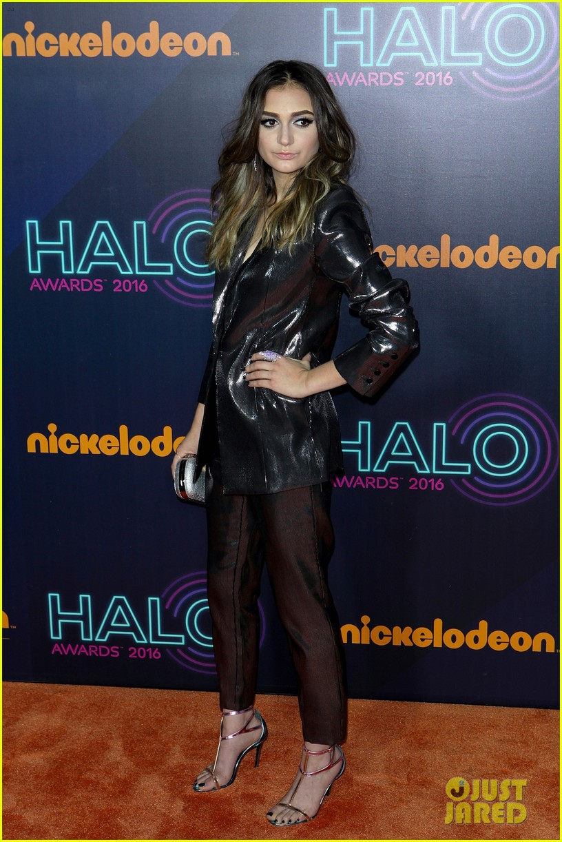 Nickelodeon 2016 Halo Awards : nickelodeon, awards, Sized, Photo, Hailee, Steinfeld, Nickelodeon, Awards, Steinfeld,, Alessia, Power, Jared