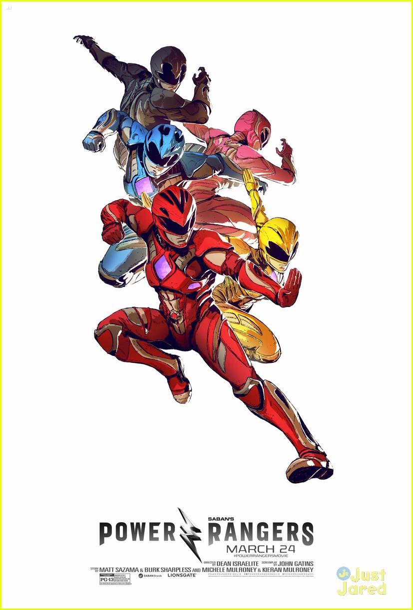 Power Rangers Bts : power, rangers, Sized, Photo, Power, Rangers, Close, Clips, 'Power, Rangers', Movie, Debuts, Three, Watch, (Video), Jared