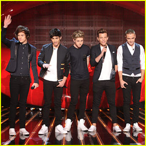 One Direction Kiss You Performance On X Factor WATCH NOW Harry Styles Liam Payne