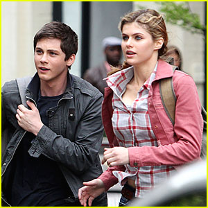 Zoe aggeliki dating logan lerman and alexandra