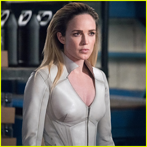 caity lotz dishes on
