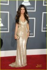 Selena Gomez Grammy Dress