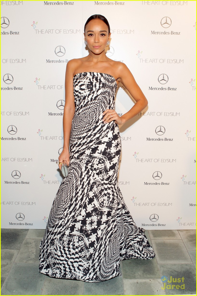 ashley madekwe teresa palmer art elysium heaven gala 03